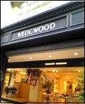WEDGWOODの店